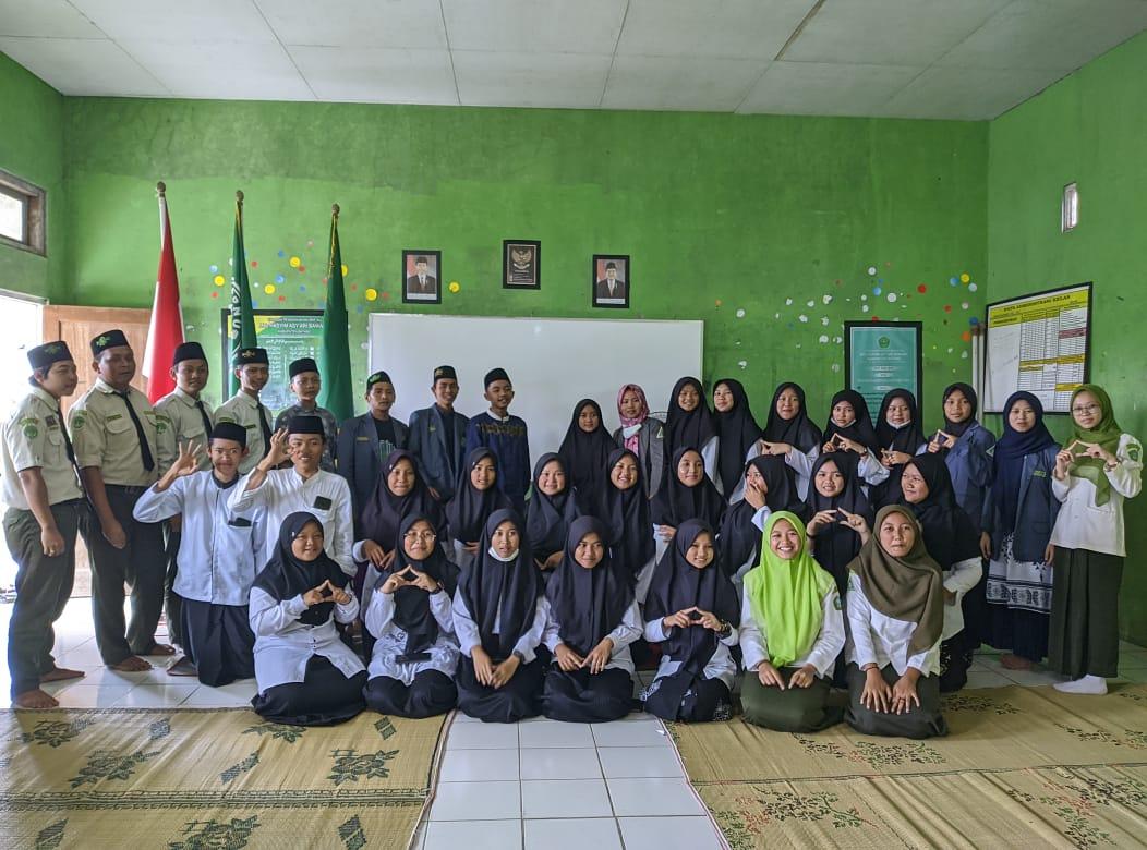 Tutup Selapanan Rutin, PAC IPNU & IPPNU Bawang Sambut Ramadhan