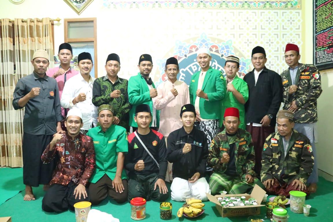 Ungkapkan Makna Halal Bihalal, Ansor Ranting Subah Sowan Para Ulama dan Senior