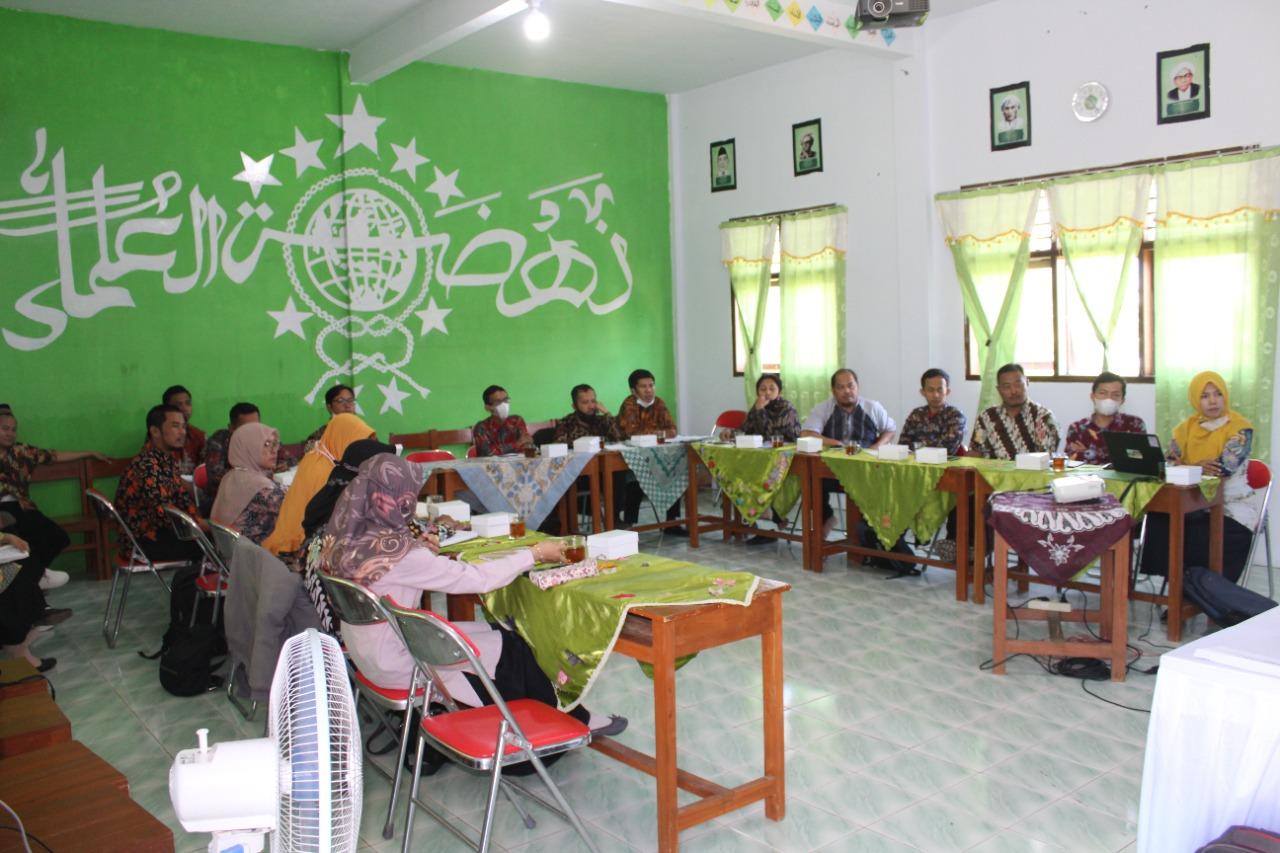 Diskusi Persiapan  Akreditasi, Madrasah Aliyah Swasta Kabupaten Batang,  Silaturrahim bersama Tim Masuka Bawang