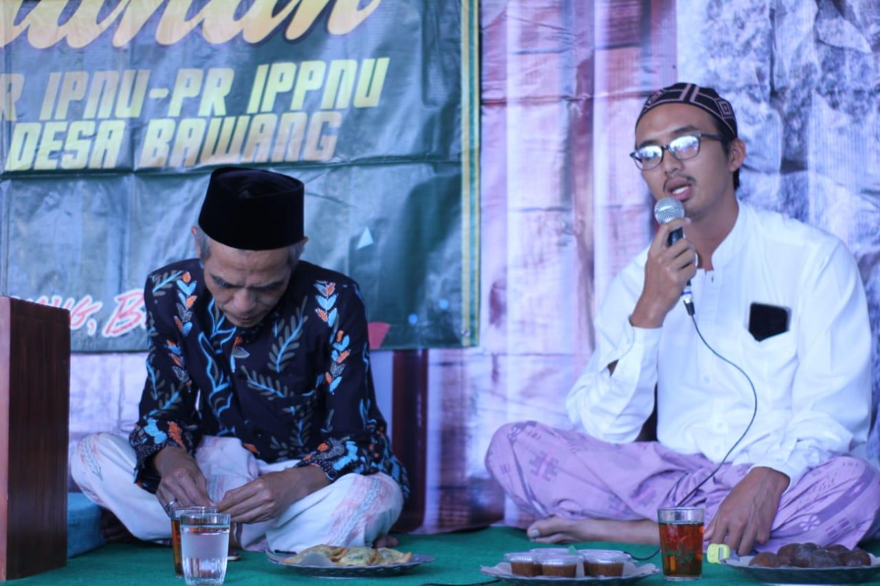 PR IPNU & IPPNU Desa Bawang Adakan Selapanan Rutin sebagai Pengkaderan